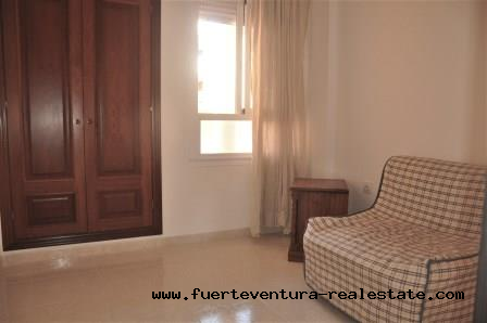 For Sale! A newly renovated apartment in Corralejo!