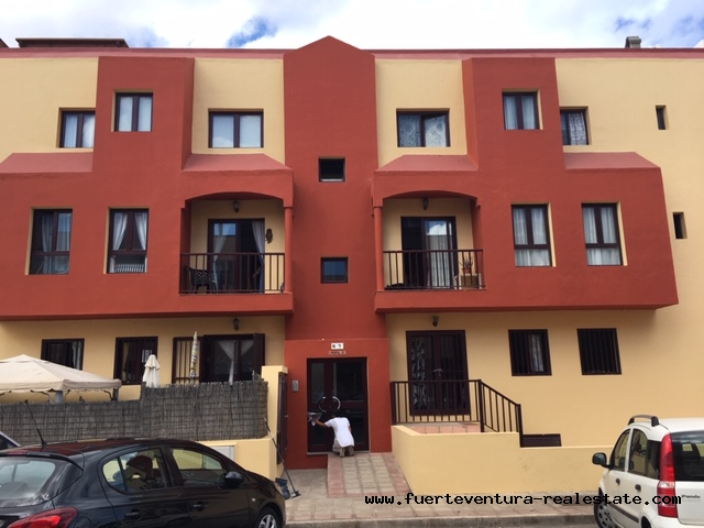 For sale! Nice apartment, recently renovated in Corralejo, Fuerteventura