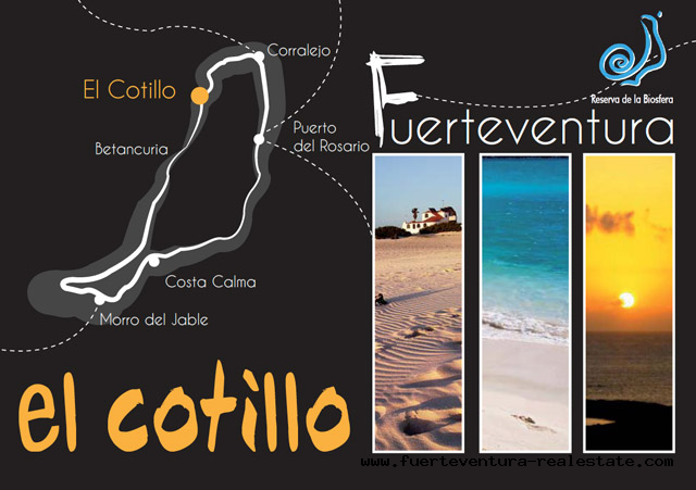 Great opportunity to invest in the north of the island, in El Cotillo on Fuerteventura