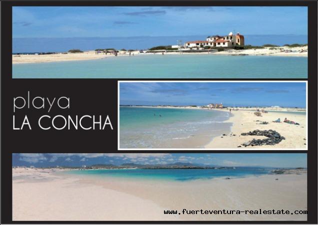 Große Gelegenheit, im Norden der Insel zu investieren, in El Cotillo auf Fuerteventura