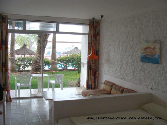 Im Verkauf! Ein Hotel der 3 *** auf Fuerteventura