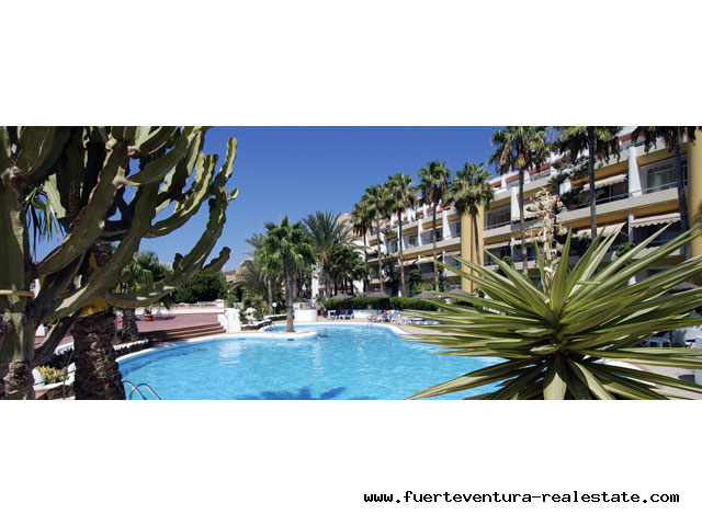 For sale! Hotel of 3*** on Fuerteventura
