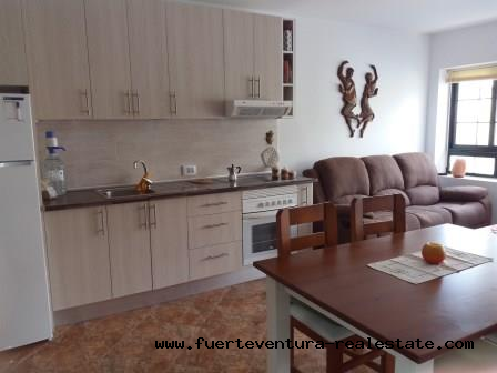 En vente! Appartement confortable à Puerto Del Rosario!