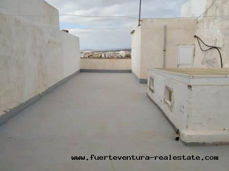 For sale! Residential house with 2 floors in Majada Marcial in Puerto del Rosario