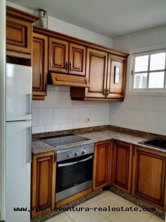 For sale! Very nice detached house in the urbanization Las Palmeras in the Parque Holandes, Fuerteventura