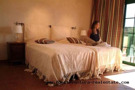Wir verkaufen ein Rural Hotel in Lajares Fuerteventura