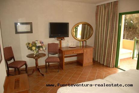 Nous vendons un hôtel rural à Lajares Fuerteventura