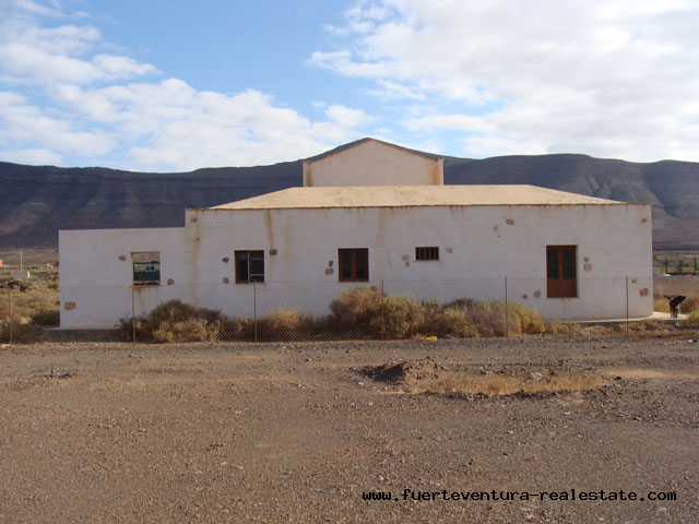 For sale! Villa in Tesjuate on Fuerteventura!