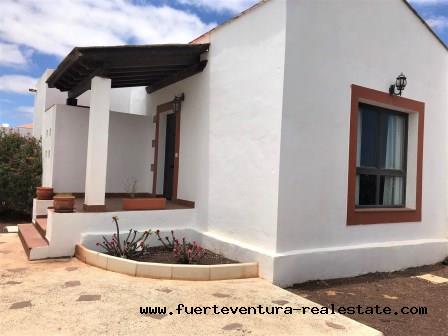 In venditai! Ville nove meravigliose nel villaggio di Villaverde, Fuerteventura!