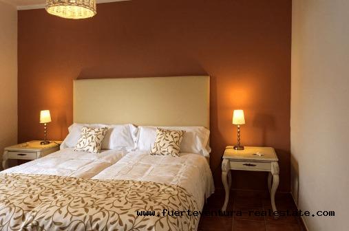 A vendre! Magnifiques Villas neuve aux village de Villaverde à Fuerteventura!