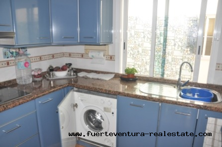Im Verkauf! Geräumige 2-Zimmer-Wohnung in Corralejo