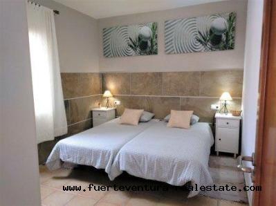 For sale! Beautiful villa at the urbanization La Capellania-Tamaragua, near Corralejo.