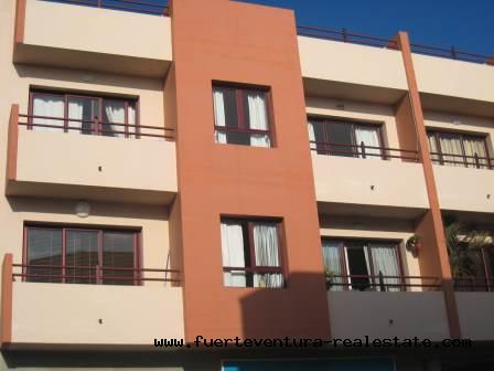 À vendre! Bel appartement à Corralejo