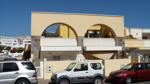 For sale! Large Apartment near the beach on the Costa Calma, in the south of Fuerteventura!