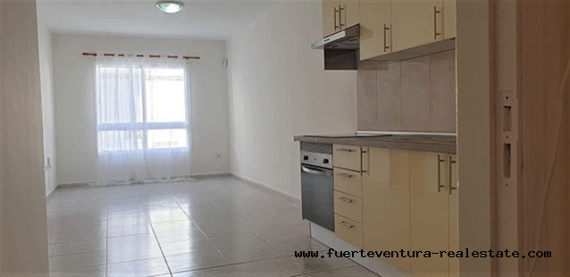For sale! Beautiful apartment newly renovated located in the center of Corralejo
