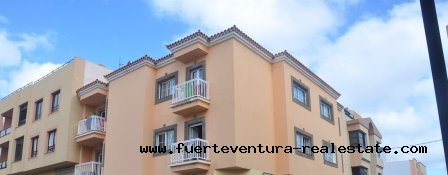 For sale! Nice apartment in the Pizzaro Street in Corralejo