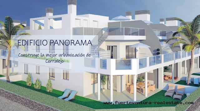 À vendre! Terrain pour usage commercial à Corralejo, Fuerteventura