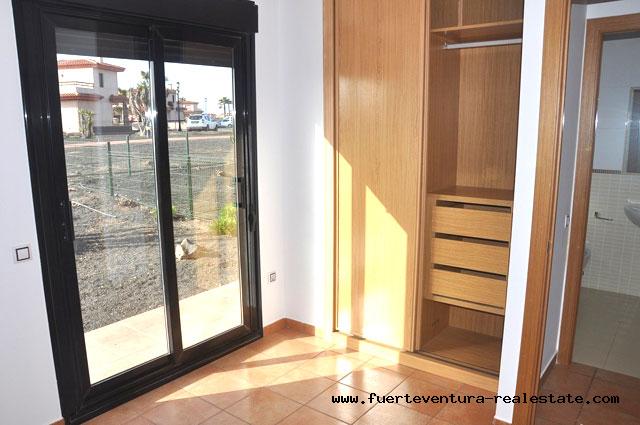 Nous vendons de belles villas sur la Costa Lajares à Fuerteventura