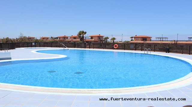 We sell beautiful villas on the Costa Lajares in Fuerteventura