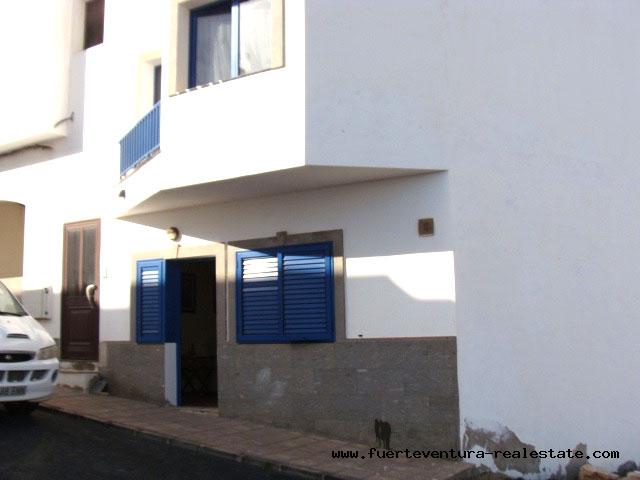 Im verkauf! Schöne Wohnung n der Nähe vom Strand  in El Cotillo auf Fuerteventura