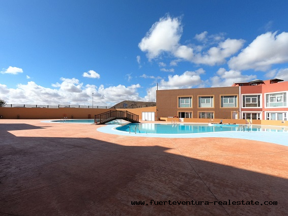 For sale! Spacious 3-4 room apartments in the Corralejo Natural Park on Fuerteventura.