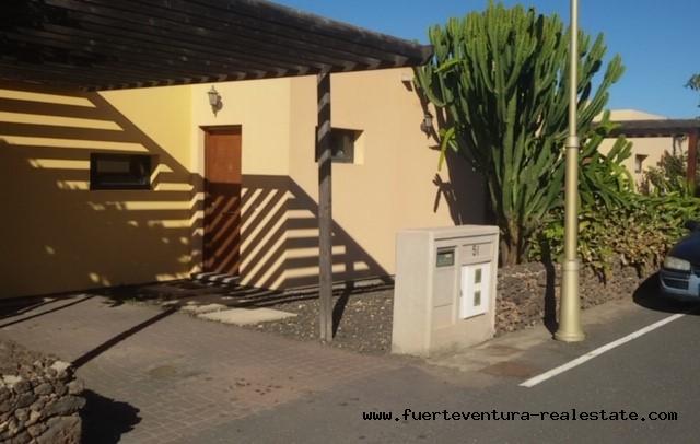 Te koop! Mooie villa in de woonwijk Tamaragua op Fuerteventura