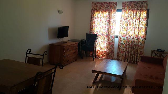 Zu verkaufen! Wohnung im Oasis Papagayo Sport & Resort Komplex in der Stadt Corralejo.