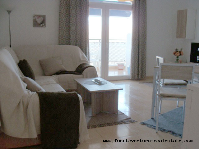 Nice apartment for rent near the sea & beach in Puerto Lajas Fuerteventura