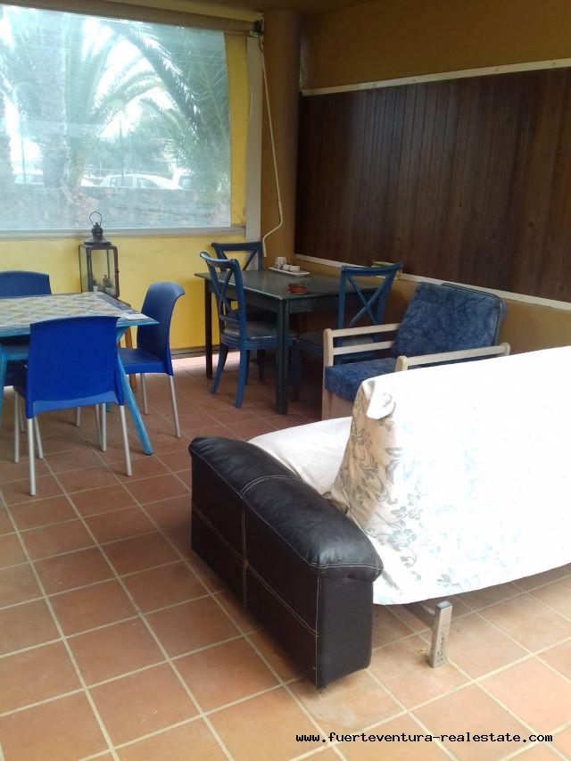 À vendre! Appartement dans le complexe Oasis Papagayo Sport & Resort dans la ville de Corralejo.