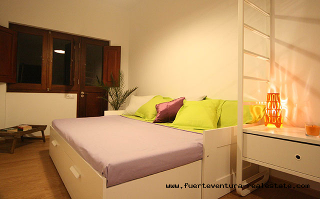 Im Verkauf! Schöne neuwertige Wohnung mit einer guten Lage in Puerto del Rosario auf Fuerteventura