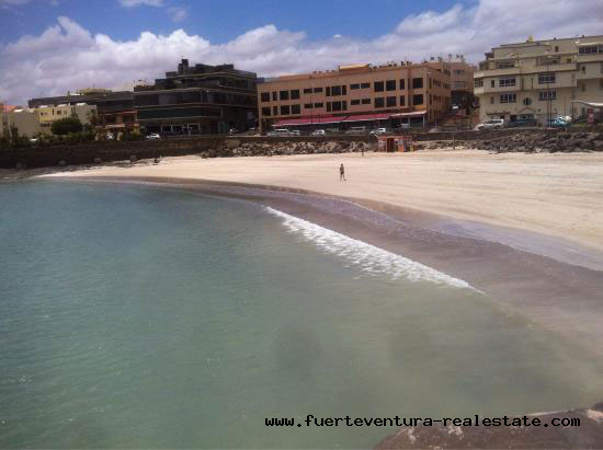 For sale! Nice apartment with a good location in Puerto del Rosario on Fuerteventura