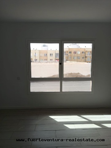 For sale! New apartment in Corralejo in the north of Fuerteventura