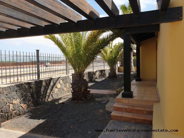 m Verkauf ! Schöne Villa in Corralejo auf Fuerteventura