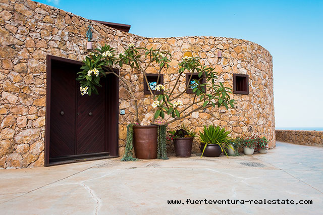For sale! An authentic dream home in the village of Guisguey in Fuerteventura