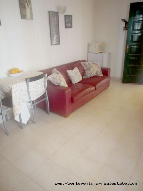 Zu verkaufen! Wohnung in der Wohnanlage Caleta Paraiso in Nuevo Horizonte auf Fuerteventura