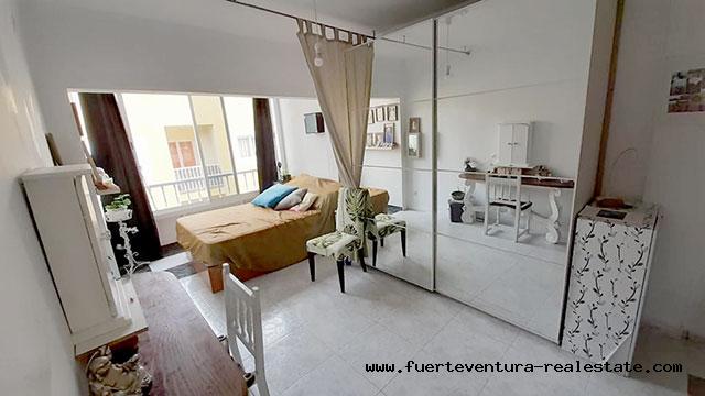A vendre! Appartement dans le complexe résidentiel La Milgrosa à Corralejo à Fuerteventura
