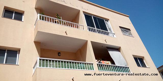 Im Verkauf! Wohnung in der Wohnanlage La Milgrosa in Corralejo auf Fuerteventura