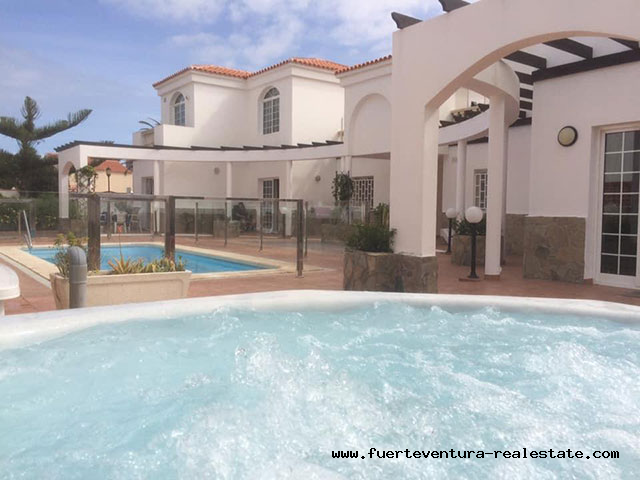 For sale! Nice apartment in the Spicey residential complex in Corralejo on Fuerteventura