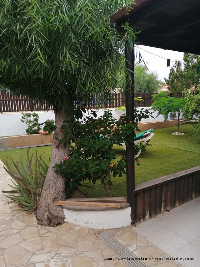 Im verkauf! Bungalow in der Wohnanlage Parque Holandes auf Fuerteventura