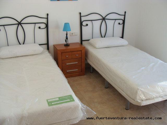 Wird Vermietet! Eine Villa am Golf Platz von Caleta de Fustes.