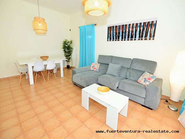 For sale. Precious Villa with pool at Urbanisation Tamaragua Corralejo