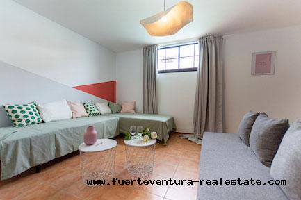 Zu verkaufen! Schöne und geräumige Villa im Royal Park Village in Corralejo auf Fuerteventura