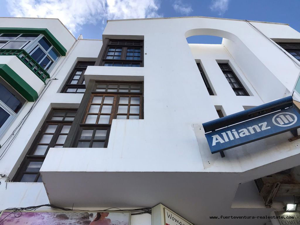 For sale! Apartment in the center of Corralejo in Fuerteventura