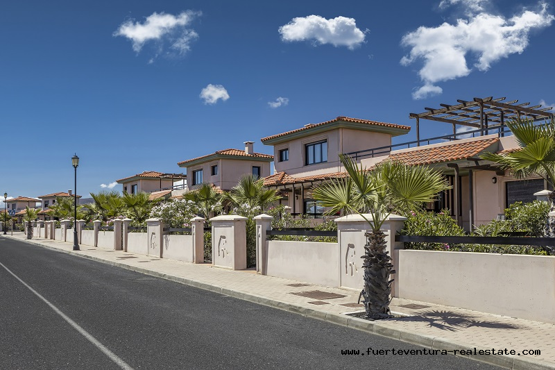 For sale! Villas with 1, 2 and 3 bedrooms Villas on the Costa de Lajares from 89.900€