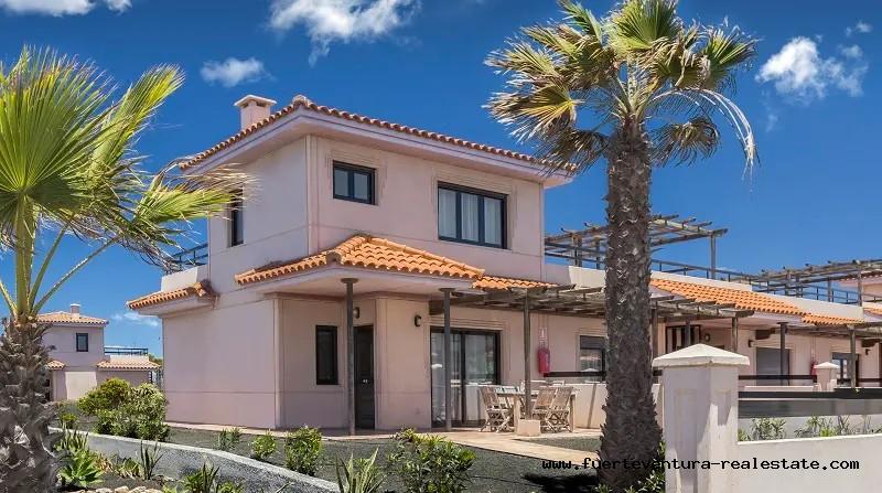 Im Verkauf! Villen mit 1, 2 und 3 Schlafzimmern, an der Costa de Lajares ab 89.900 €