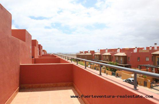 m Verkauf! Reihenhäuser zu verkaufen in Mirador de las Dunas in Corralejo