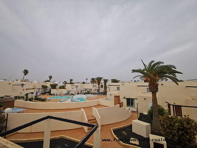 Zu verkaufen! Schöne Wohnung in der Anlage Los Alisios Playa in Corralejo