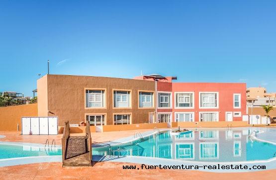 For sale! 3 bedroom apartment on the first floor in Corralejo, Fuerteventura