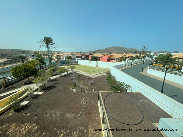 Here is a unique property located in Corralejo
