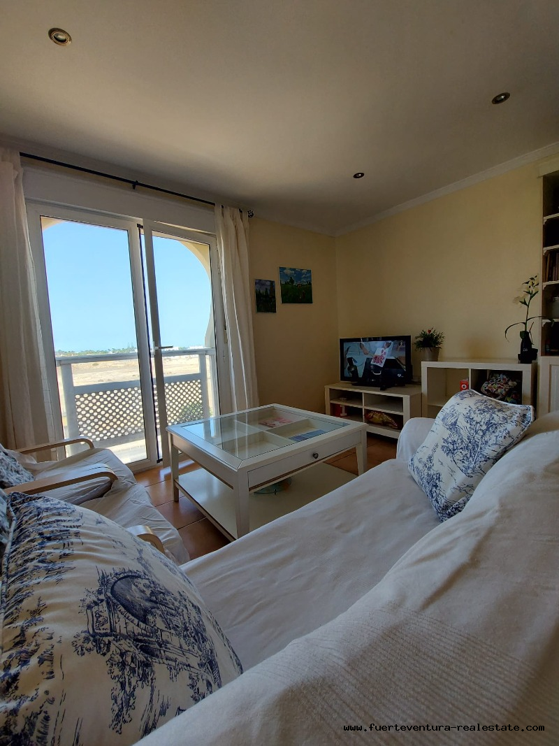 Im Verkauf! Schöne Wohnung in der Wohnsiedlung El Sultan in Corralejo